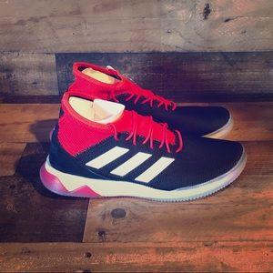 Adidas Predator Tango 18.1 TR Blk/wht/Red sz 9.5